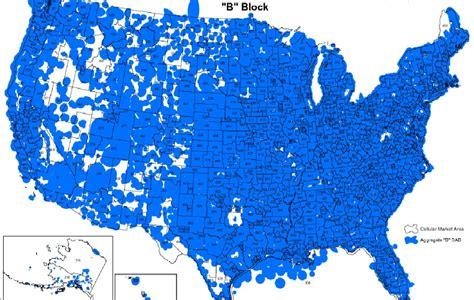 Coverage Maps