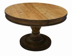 pedestal tables images   dining room