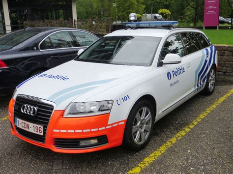 police car  belgium policial  forca