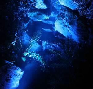 Gartenteich Mit Wasserfall : gartenteich mit wasserfall bei nacht foto bild landschaft garten parklandschaften natur ~ Orissabook.com Haus und Dekorationen