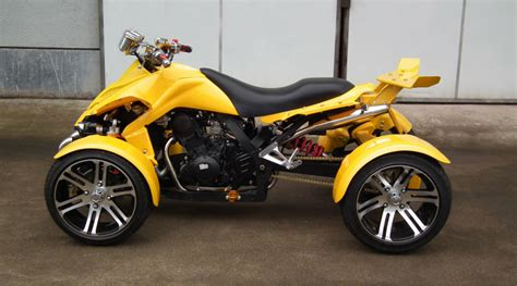Spy Atv Four Wheel Motorcycle For Sale