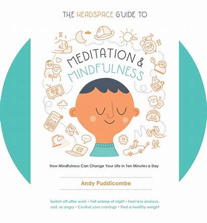 Headspace Meditation Guide Mindfulness Andy Books Puddicombe