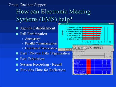 How Can Electronic Meeting Systems (ems) Help?. Best Project Management Online. Incentive Stock Option Plan Do Elephants Cry. Internet Explorer Password Storage. Server Backup Hardware Solutions. Fire And Ice Jewelry Store Disney Animation. Human Services Field Degrees. How Much Cost Hair Transplant. Public Administration Masters Degree