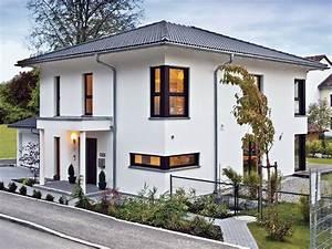 Haus Walmdach Modern : haus citylife 200 stadtvilla von weberhaus elegantes stadthaus mit walmdach dunklen ~ Indierocktalk.com Haus und Dekorationen