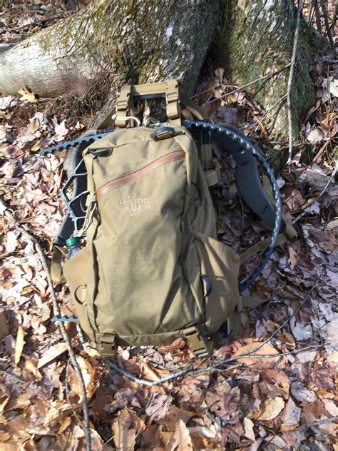 pack saddle hunting lone wolf combo bag ranch saddlehunter tapatalk
