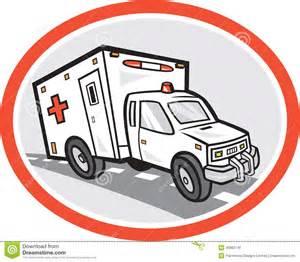 Ambulance Emergency Cartoon