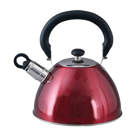 kettle tea whistling coffee mr ever kettles quart whistle homesfeed shipping kitchen making stainless oxo steel