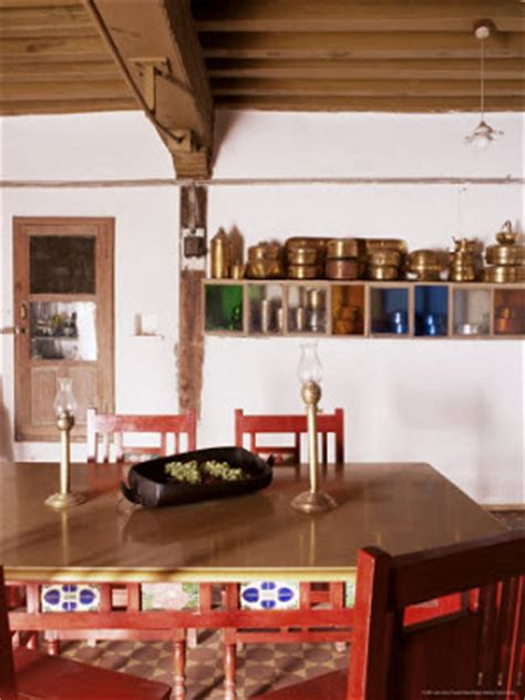 Ethnic Indian Decor Traditional Indian Kitchen