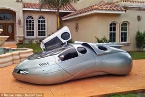 Et Drove Home Master Mechanic Makes Spaceage Vehicles