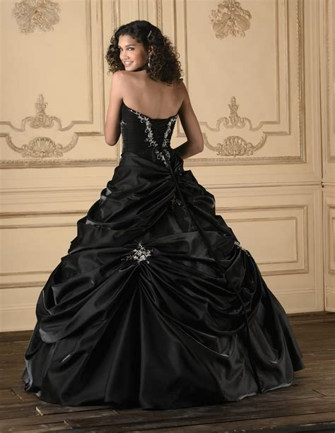 black cocktail wedding dresses designs wedding dress