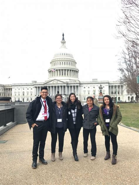 PV Students Take on DC – Pioneer Valley High School's