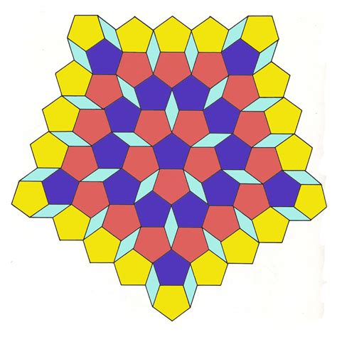 Wayne Tile by From Geometry To Escher Teaching Tessellations In Math