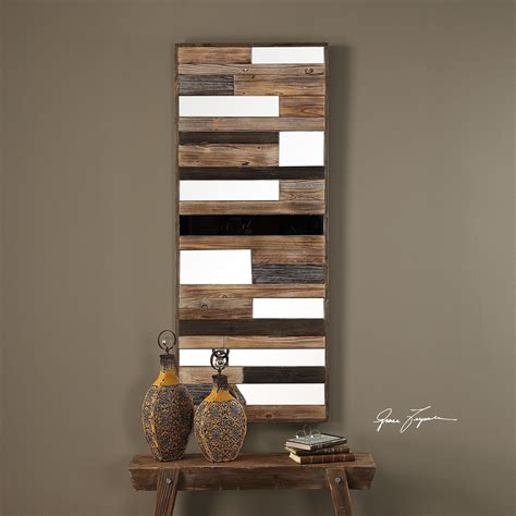 Wall décor comes in a wide variety of choices and options which makes it difficult for someone who wants to decorate your decision should be based on personal preferences, on the theme and style of the room's design and décor and on the. Uttermost Alternative Wall Decor Kaine Wooden Wall Art ...