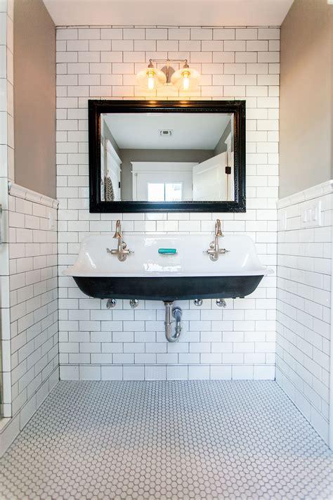 Kohler Trough Sink Bathroom by Get The Look Kohler Brockway Sinks For The Home