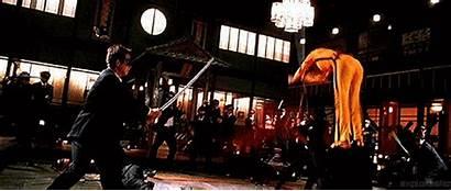 Kill Bill Fight Scenes Gifs Scene Crazy