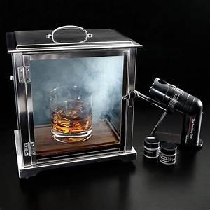 Crafthouse Cocktail Smoking Box with Smoke Gun - The Green