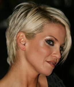 Hellbraune Haare Mit Blonden Strähnen : kurze haare mit str hnen ~ Frokenaadalensverden.com Haus und Dekorationen