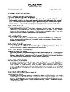 production resume keywords marketing resume sle resume