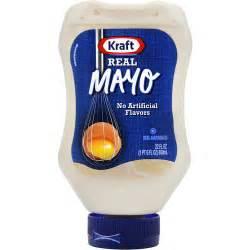 Kraft Real Mayo Mayonnaise