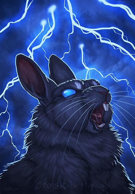 You Shall Not Pass Wallpaper Lightning Lagomorph By Katiehofgard On Deviantart