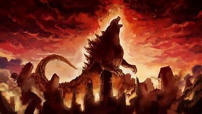 Godzilla 4k Wallpapers Background Yodobi