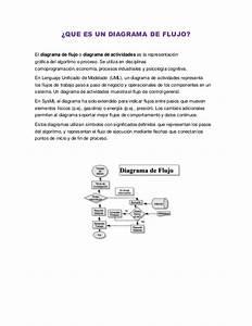 U00bfque Es Un Diagrama De Flujo