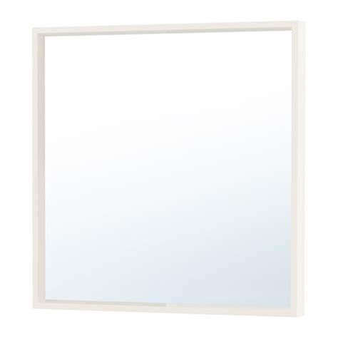 chambre avec salle de bain nissedal miroir blanc ikea