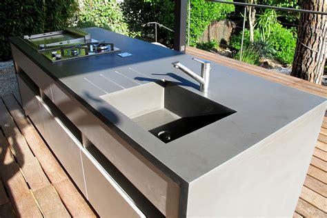 plancha gaz encastrable cuisine cuisine d 39 extérieur cuisine d 39 été inside création