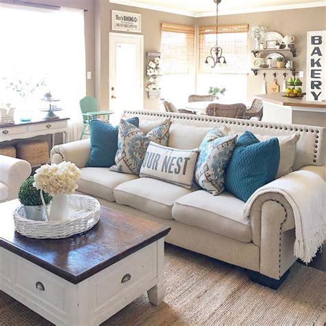 Modern Farmhouse Living Room Furniture Ideas