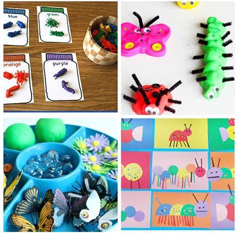 theme activities for preschool 119 | Spring theme activities for preschool 8