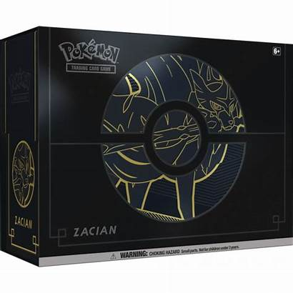 Pokemon Vivid Voltage Trainer Elite Sword Zacian