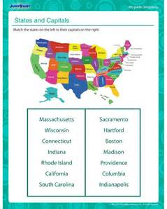 Printable Geography Worksheets 3rd Grade