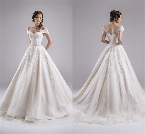 Ball Gown 2015 Wedding Dresses Formal Capped Sleeves Floor Length Princess Gowns Bridal Plus