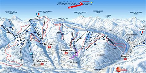 ski school in chery carpet official swiss