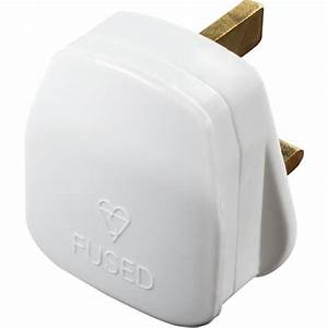 Masterplug Pt13w 13a Plug Top