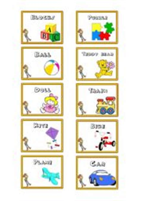 English Teaching Worksheets Toy Story