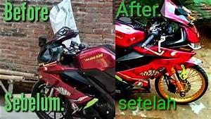 Modifikasi Yamaha R15 Vva Jari Jari Terhedon