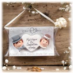 wedding gifts to and to hold truly for you s fully personalised wedding keepsake gift all ready to