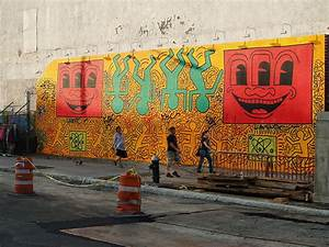Street Art By Keith Haring - New York City (NY) - Street ...