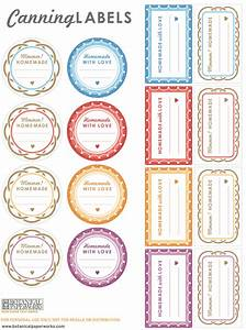 Free printable canning labels blog botanical paperworks for Canning jar sticker labels