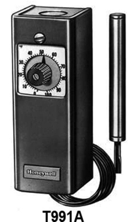 honeywell modulating zonepro and remote bulb thermostats