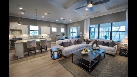 abbeyville floor plan pulte homes youtube