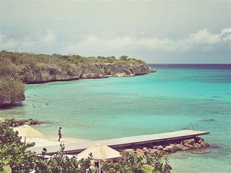 Beautiful Curacao Picture Postcard Island Images