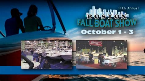 Boating License Boston by Boston Fall Boat Show Starts Today New Boating