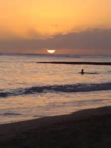 Sunset Beach Honolulu Hawaii
