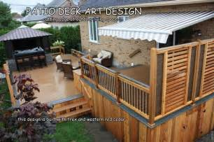 modern interior decks and patios ideas