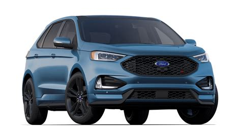 ford edge st price starts    tops