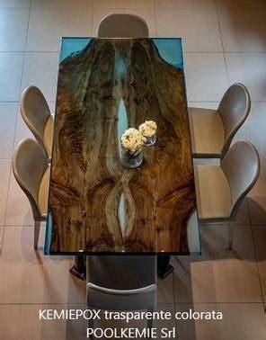 resine trasparenti per pavimenti resina epossidica trasparente per legno creare tavoli