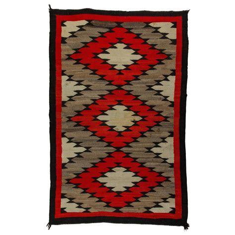 Vintage Navajo Rug/Blanket at 1stdibs