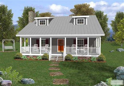 country small home   bedrms  sq ft house plan